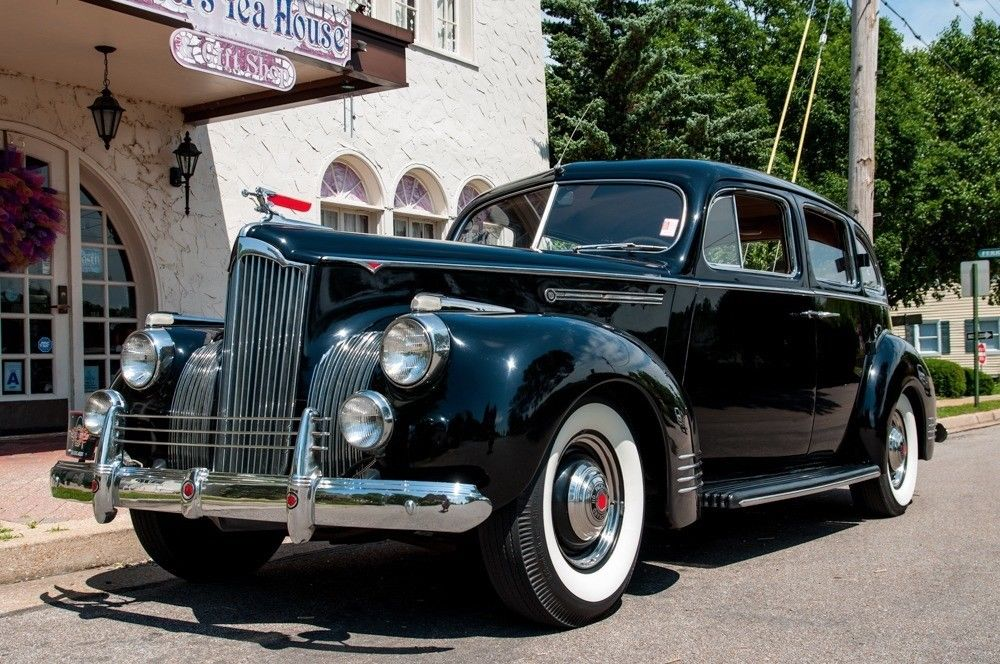 1941 Packard Series 110 Touring Sedan