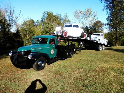 1947 GMC Car Hauler for sale