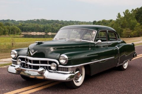 1951 Cadillac Series 61 Sedan for sale