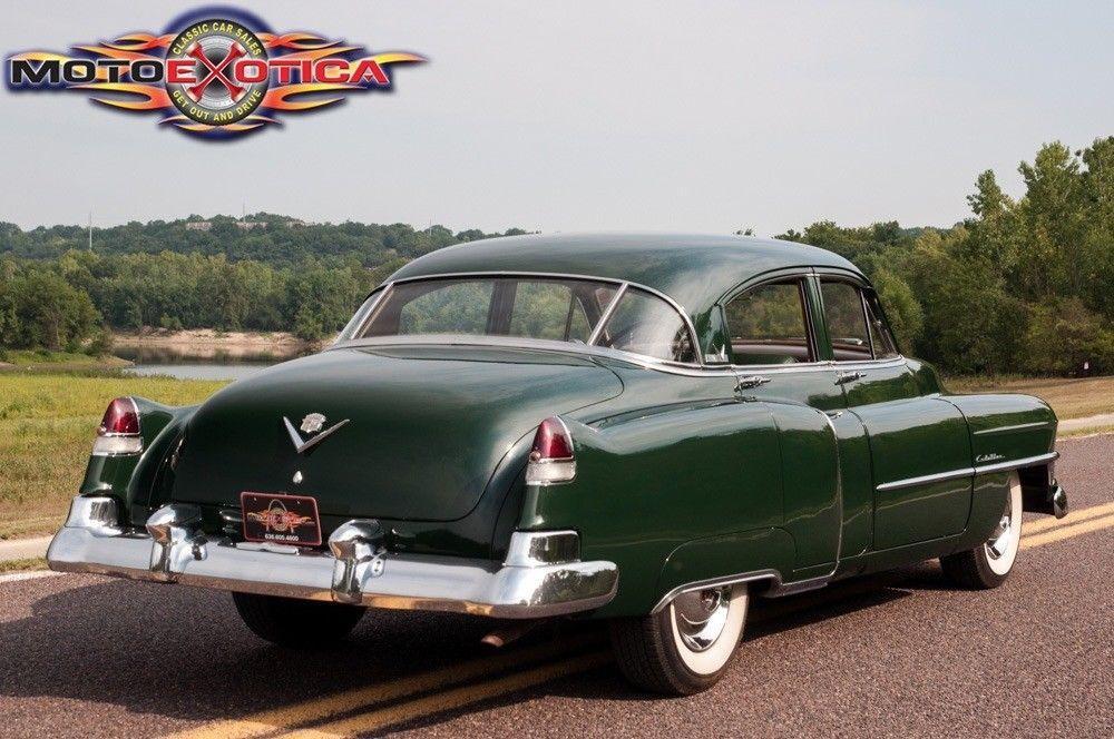 1951 Cadillac Series 61 Sedan For Sale