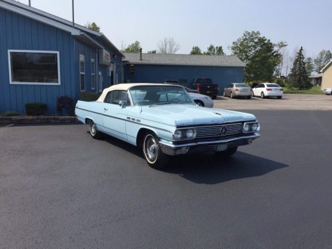 1963 Buick LeSabre Convertible for sale