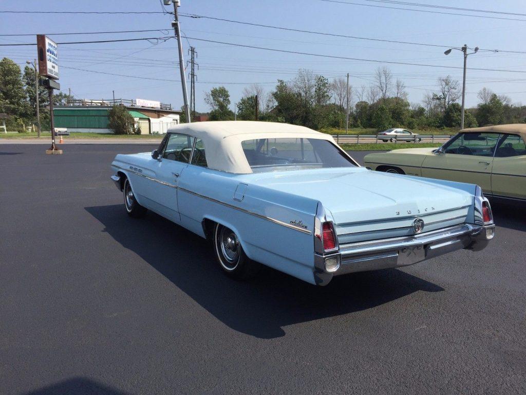 1963 Buick LeSabre Convertible