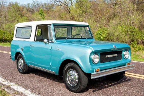1969 International Harvester Scout for sale