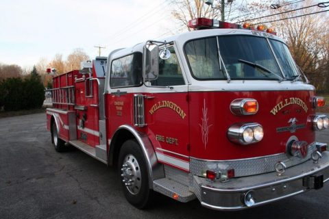 1981 American LaFrance Century Pumper for sale
