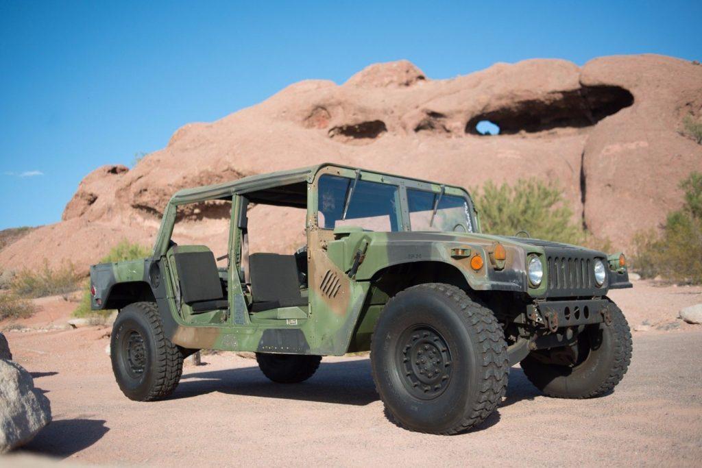 Hummer H2 2017 >> 1989 Hummer H1 for sale