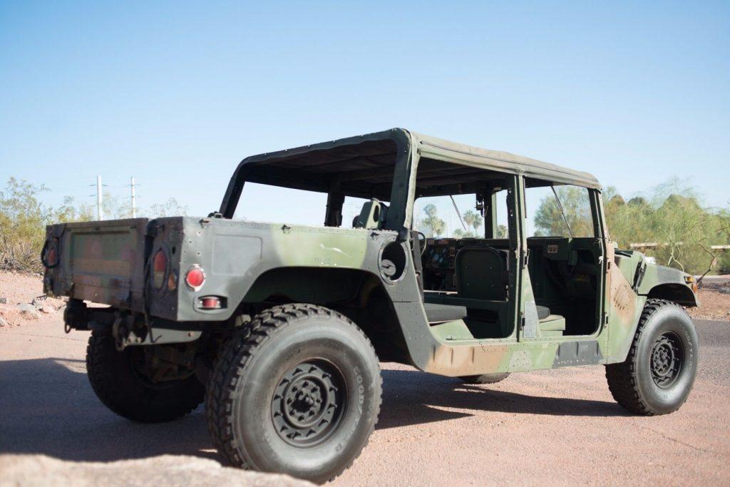1989 Hummer H1 For Sale