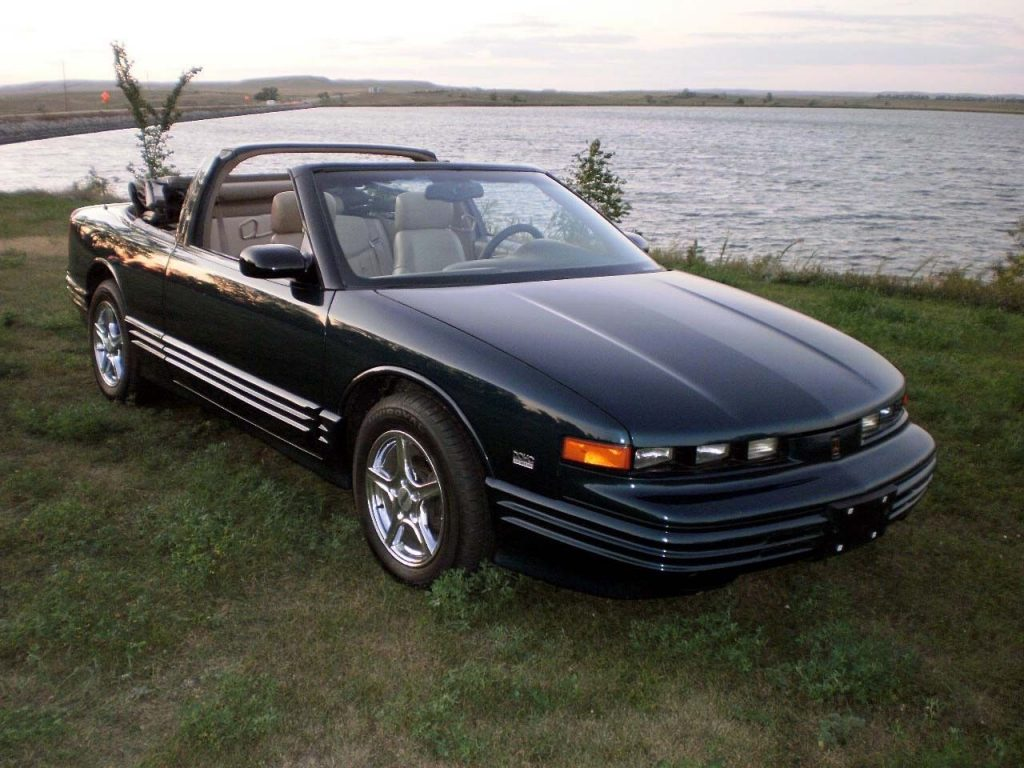 1995 oldsmobile cutlass supreme convertible for sale. Black Bedroom Furniture Sets. Home Design Ideas