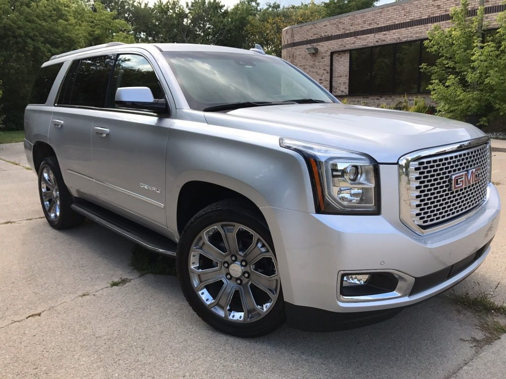 2016 gmc yukon denali for sale. Black Bedroom Furniture Sets. Home Design Ideas