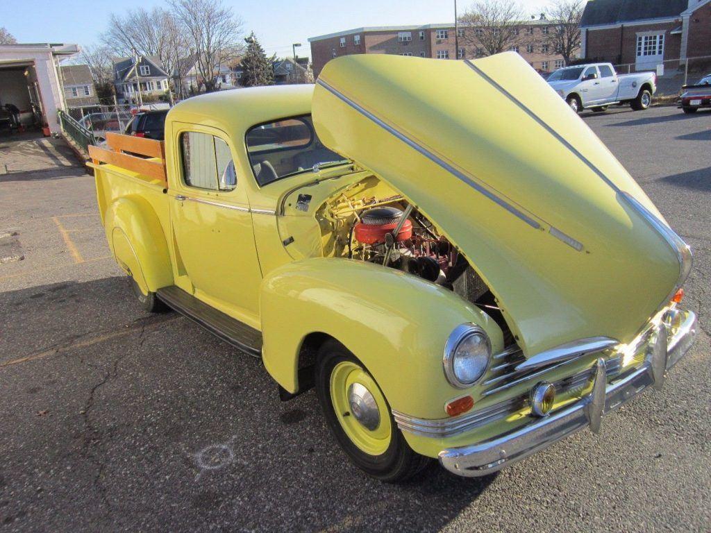 1942 Hudson Pickup