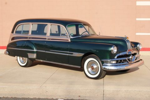 1952 Pontiac Chieftain Deluxe for sale