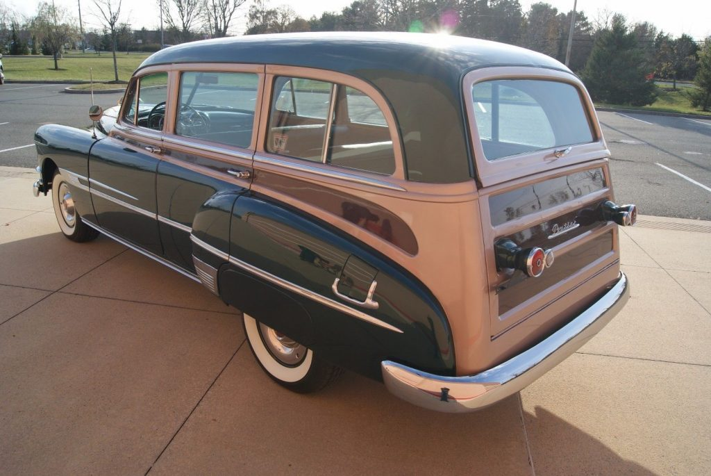 1952 Pontiac Chieftain Deluxe