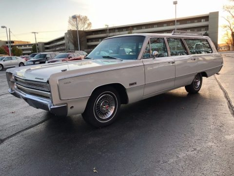 1968 Plymouth Suburban for sale
