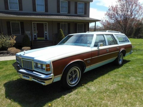1978 Pontiac Safari Wagon for sale