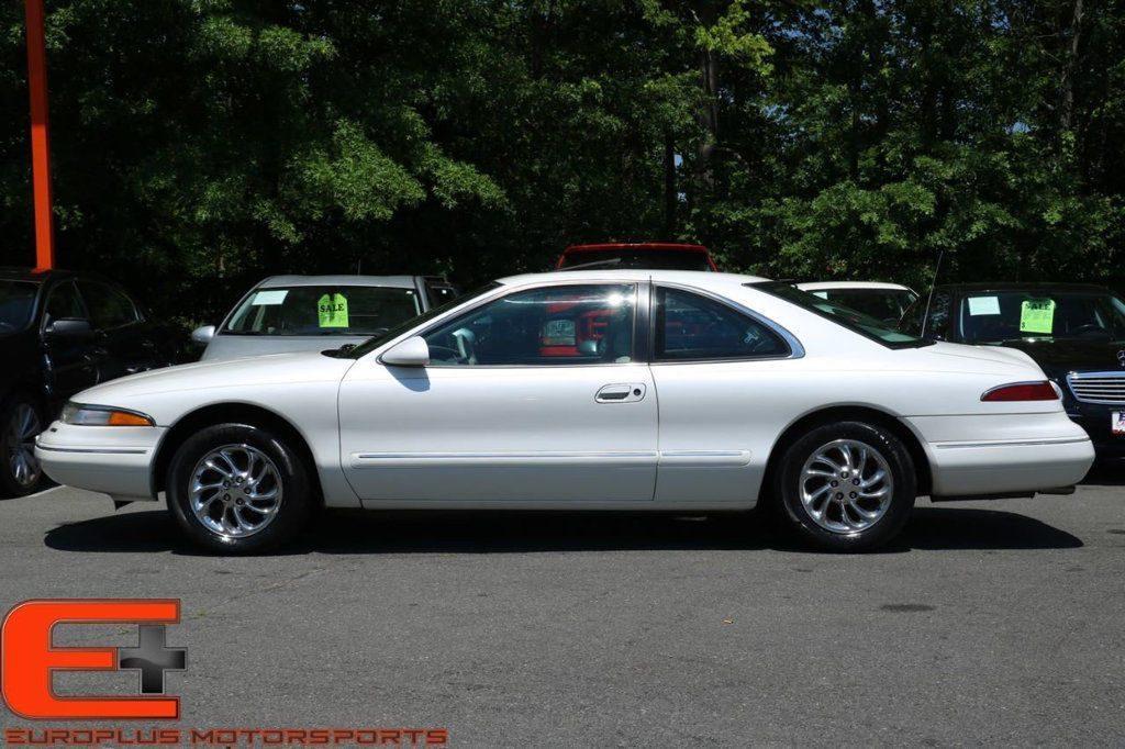 1996 Lincoln Continental Mark VIII