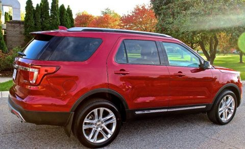 2017 Ford Explorer for sale