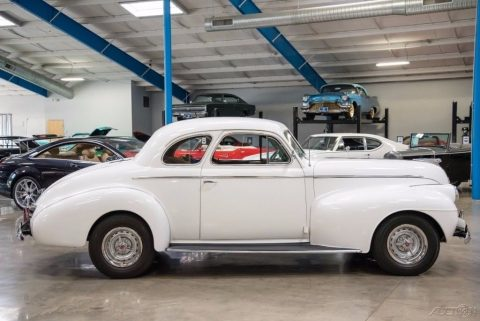 1940 Oldsmobile 5 Window Business Coupe for sale