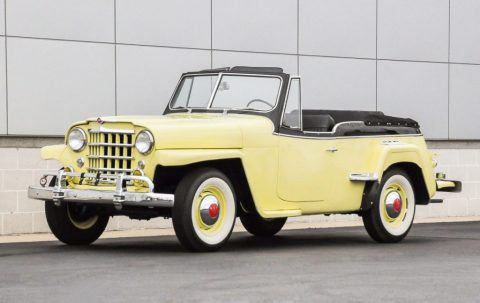 1950 Willys Overland Jeepster for sale