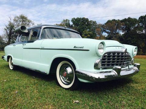 1955 Hudson Hornet for sale