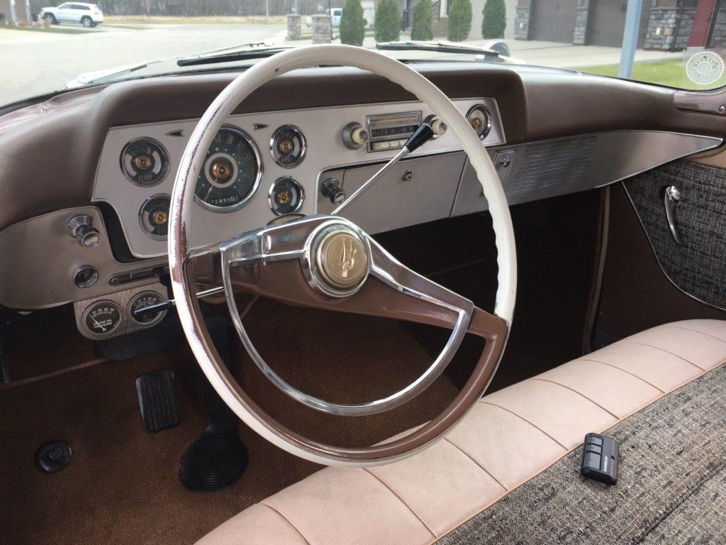 1958 Packard 58L