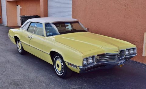 1971 Ford Thunderbird for sale