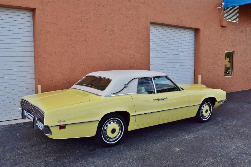 1971 Ford Thunderbird
