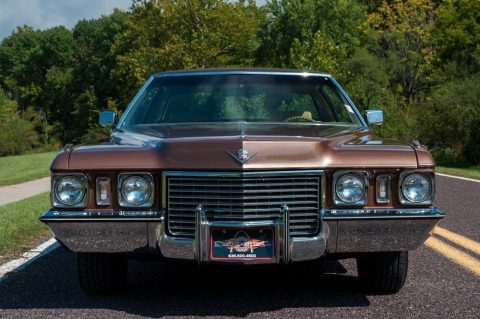 1972 Cadillac Sedan DeVille for sale