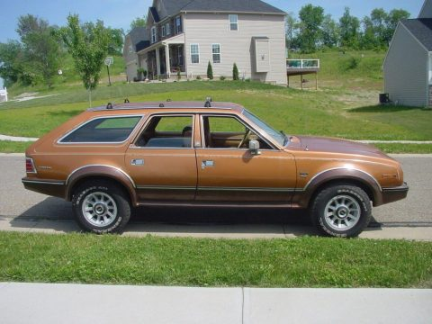 1985 AMC Eagle for sale