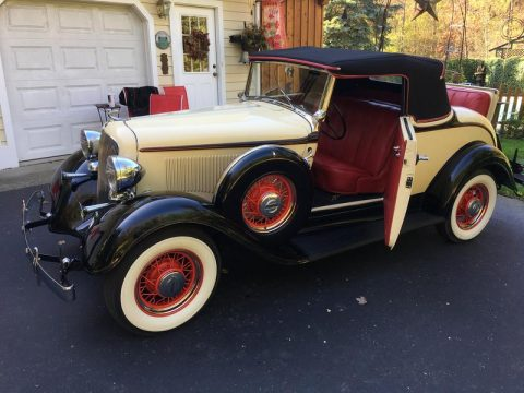 1933 Plymouth PD for sale