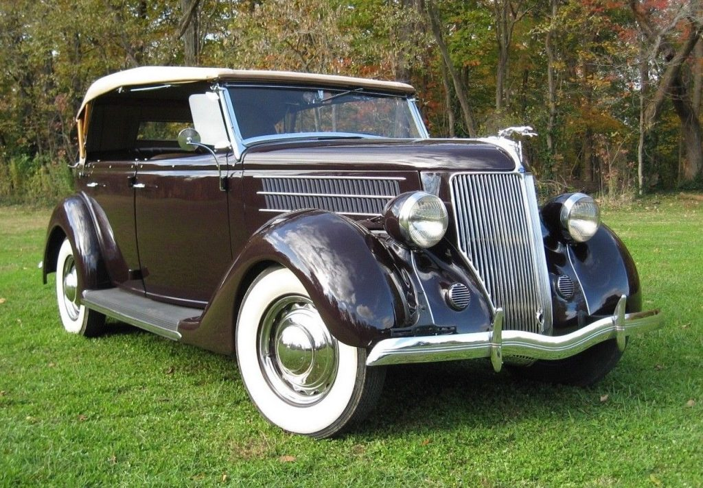 Ford Phaeton American Cars For Sale X