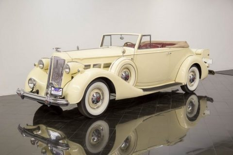 1937 Packard Super Eight Convertible for sale