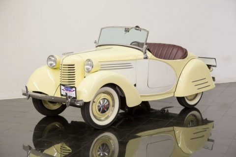 1938 American Bantam Deluxe Roadster for sale