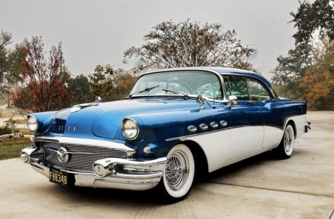 1956 Buick Roadmaster for sale
