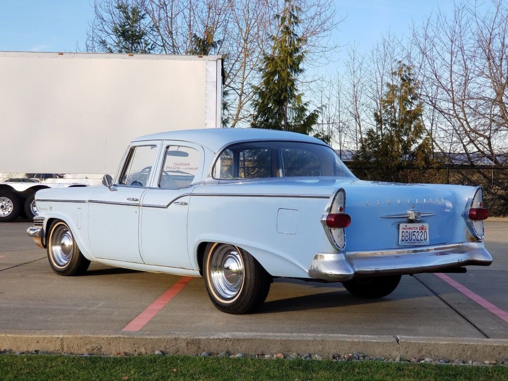1957 Studebaker Commander