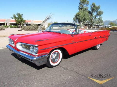 1959 Pontiac Boneville Convertible for sale