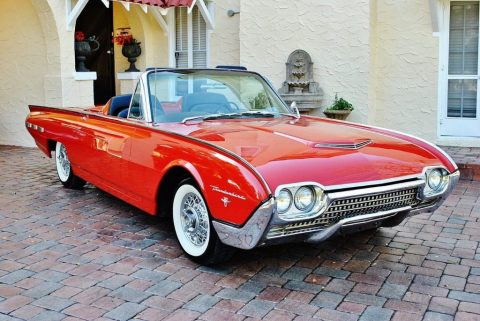 1962 Ford Thunderbird Convertible for sale