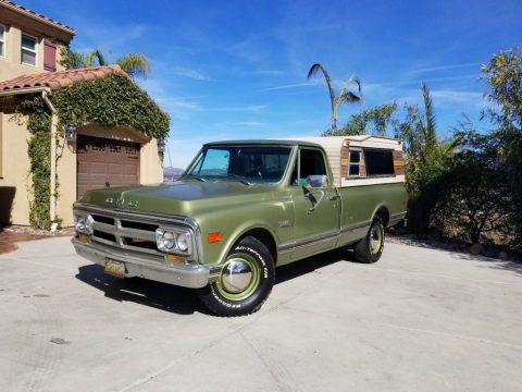 1969 GMC Sierra 2500 for sale