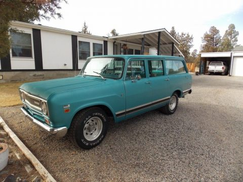 1971 International Harvester Travelall for sale