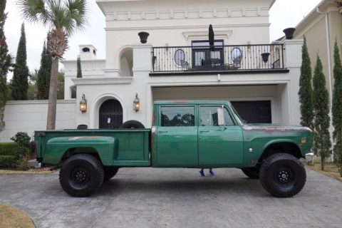 1971 International Harvester Travelette for sale