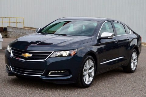 2018 Chevrolet Impala for sale