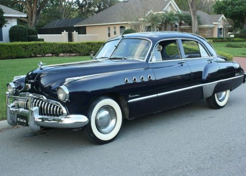 1949 Buick Roadmaster for sale