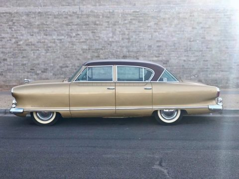 1952 Nash Statesman for sale