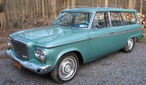 1963 Studebaker Wagonaire for sale