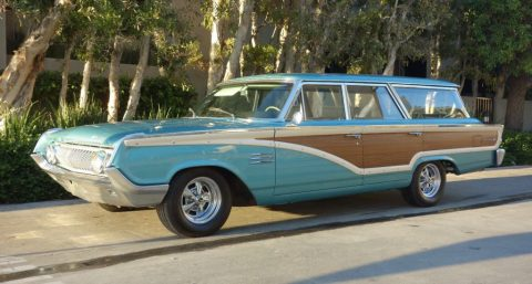 1964 Mercury Colony Park for sale