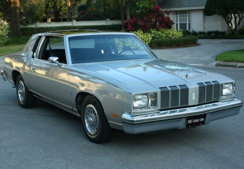 1978 Oldsmobile Cutlass Supreme for sale
