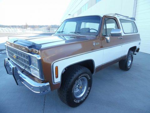 1980 Chevrolet Blazer for sale
