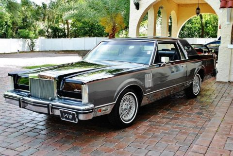1983 Lincoln Continental Mark VI for sale
