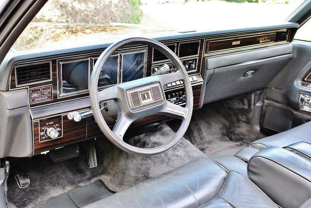 1983 Lincoln Continental Mark VI
