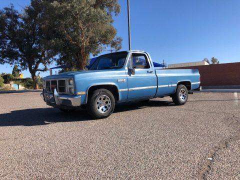 1987 GMC Sierra 1500 for sale