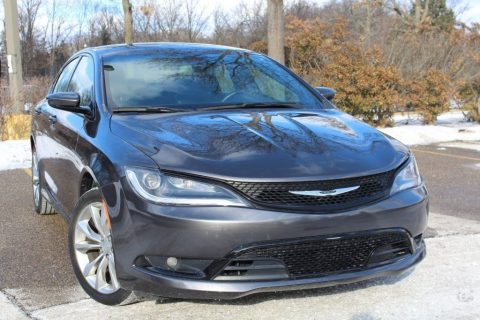2015 Chrysler 200 for sale