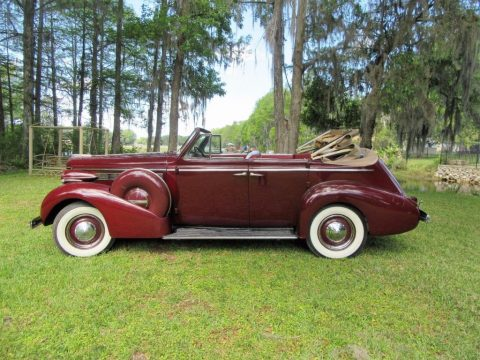 1938 Buick 40C for sale